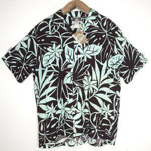 Kalaheo Hawaiian Shirt Short Sleeve Mens Size XL